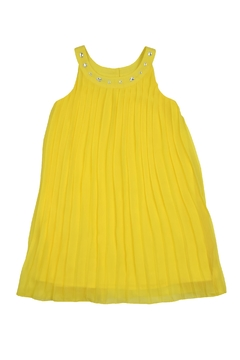 Shoptiques Product: Yellow Flowy Dress