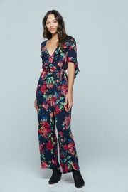 Band Of Gypsies BIMINI ISLAND JUMPSUIT - Front cropped