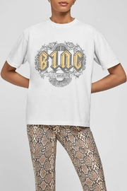 Anine Bing Bing Ink Tee - Front cropped