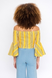 Bio Bell Sleeve Top - Front full body