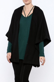 Shoptiques Product: Belted Poncho Jacket