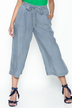 Shoptiques Product: Chambray Culotte Pants