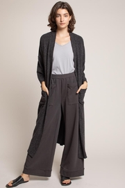 Bio Charcoal Duster - Front full body