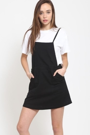 Bio Overall Mini Skirt - Front cropped