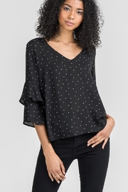 Bio Polka Dot Blouse - Product Mini Image