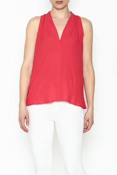 Shoptiques Product: Sleeveless V Neck Top