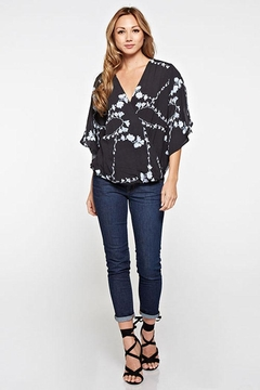 Shoptiques Product: Smoky Print Top