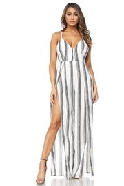 Bio Stripe Jumpsuit - Product Mini Image