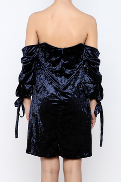 Shoptiques Product: Velvet Dress