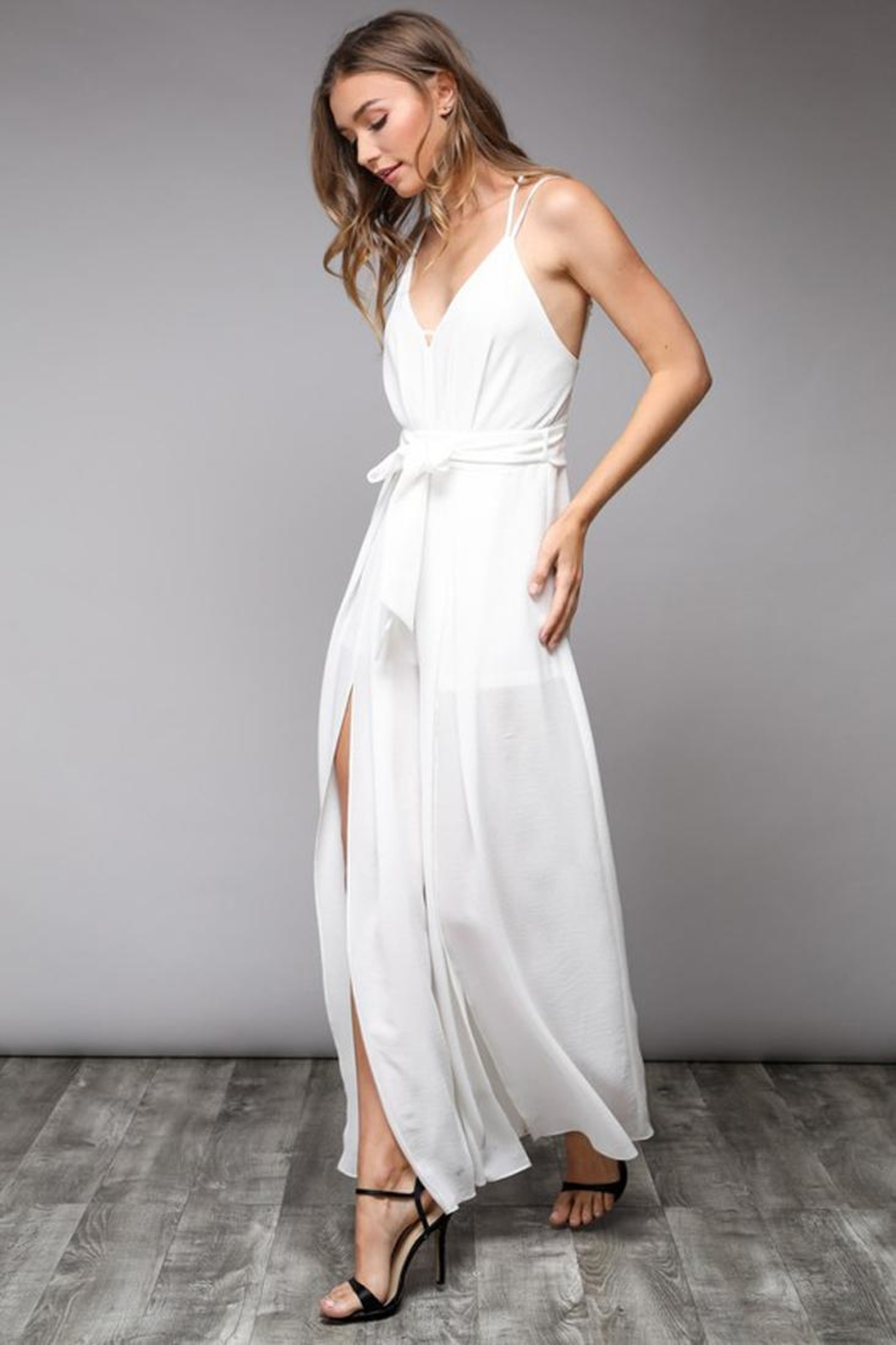 Bio Wide Leg Jumpsuit - Main Image