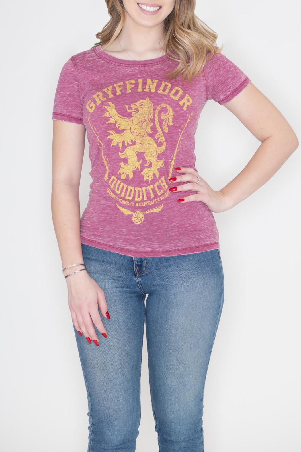 Bioworld Harry Potter Tee - Front Cropped Image