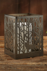 Park Designs Birch Forest Candle Holder - Product Mini Image