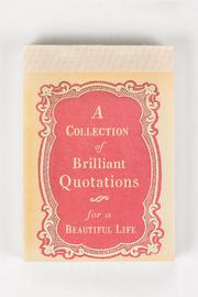 birchalley Collection Brilliant Quotations - Product Mini Image