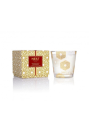 The Birds Nest BIRCHWOOD PINE 3-WICK CANDLE - Product Mini Image