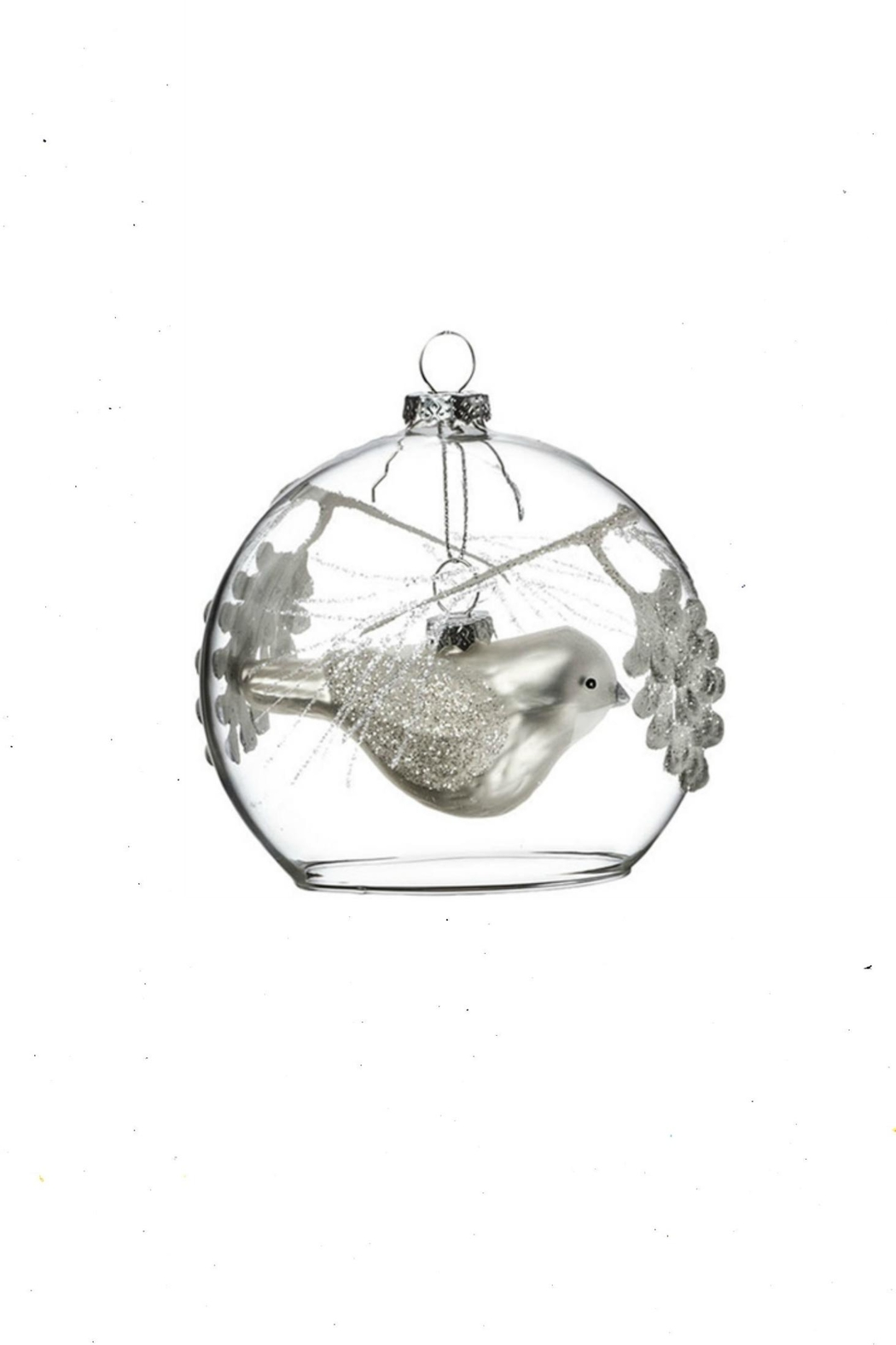 Sullivans Bird Dangle Ornament - Front Cropped Image