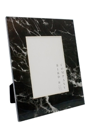 BIRD & COMPANY Marble Acrylic Frame - Front cropped