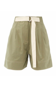 Lee Mathews BIRDER PLEATED SHORT - Product List Image