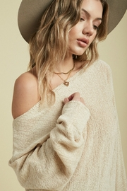 SAGE THE LABEL BIRDIE SWEATER - Product Mini Image