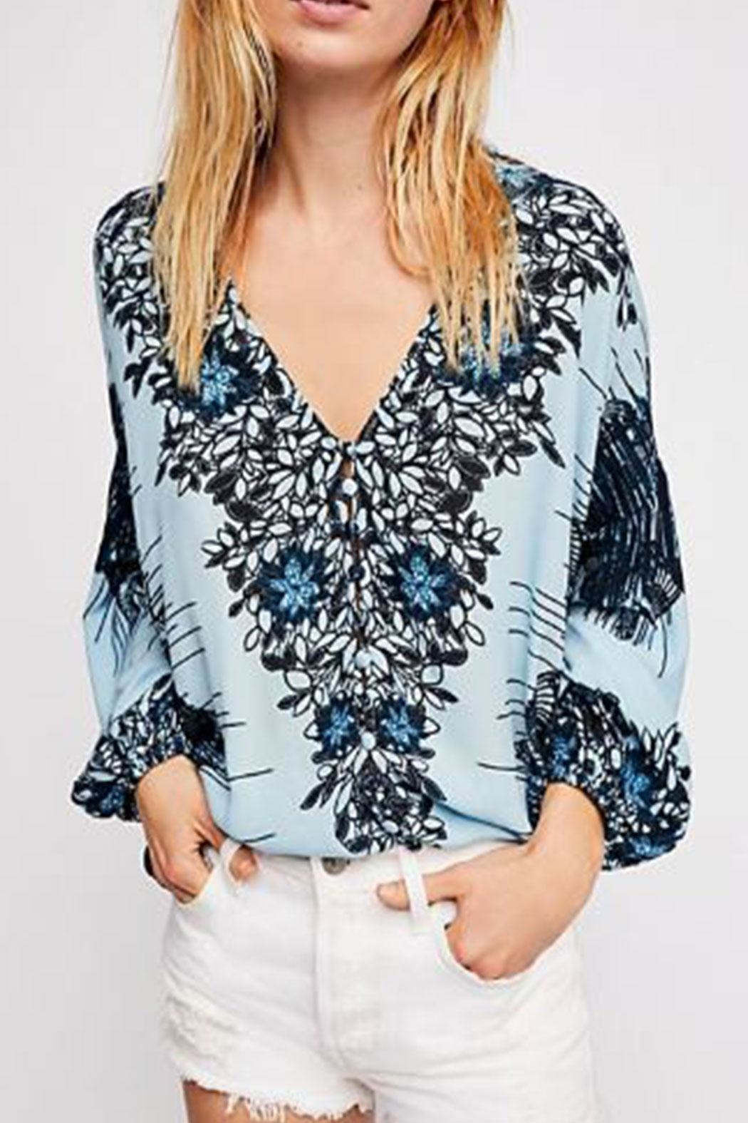 Free People Birds Feather Top - Main Image