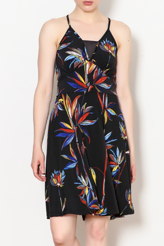 PAPILLON BLANC Birds of Paradise Racerback Sundress - Product List Image