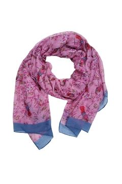 Shoptiques Product: Birds Scarf