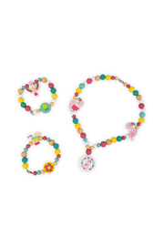 Janod Birdy 200 Wooden Beads - Front cropped