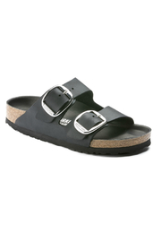 Birkenstock Arizona Big Buckle Narrow Width in Black - Product Mini Image