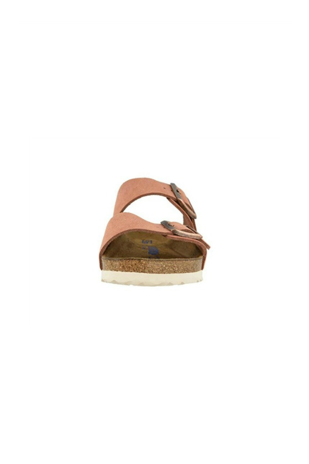 Birkenstock Arizona BS in Earth Red - Front Full Image