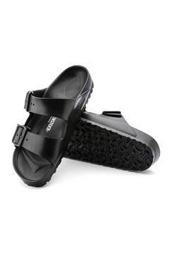 Birkenstock Arizona EVA Narrow Width in Black - Alternate List Image