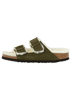 Birkenstock Arizona Fur - Alternate List Image