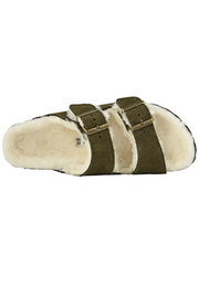 f72d3f3ac51e Birkenstock Arizona Fur from New Jersey by Suburban Shoes — Shoptiques