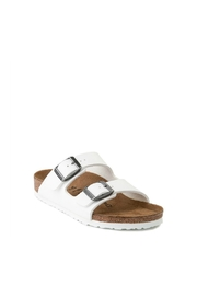 Birkenstock Arizona Kids in White - Product Mini Image