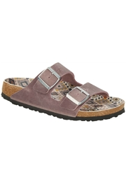 Birkenstock Arizona Oiled Leather - Front cropped