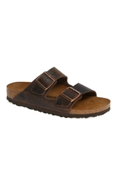 Birkenstock BIRKENSTOCK Arizona Regular Width in Habana - Front cropped