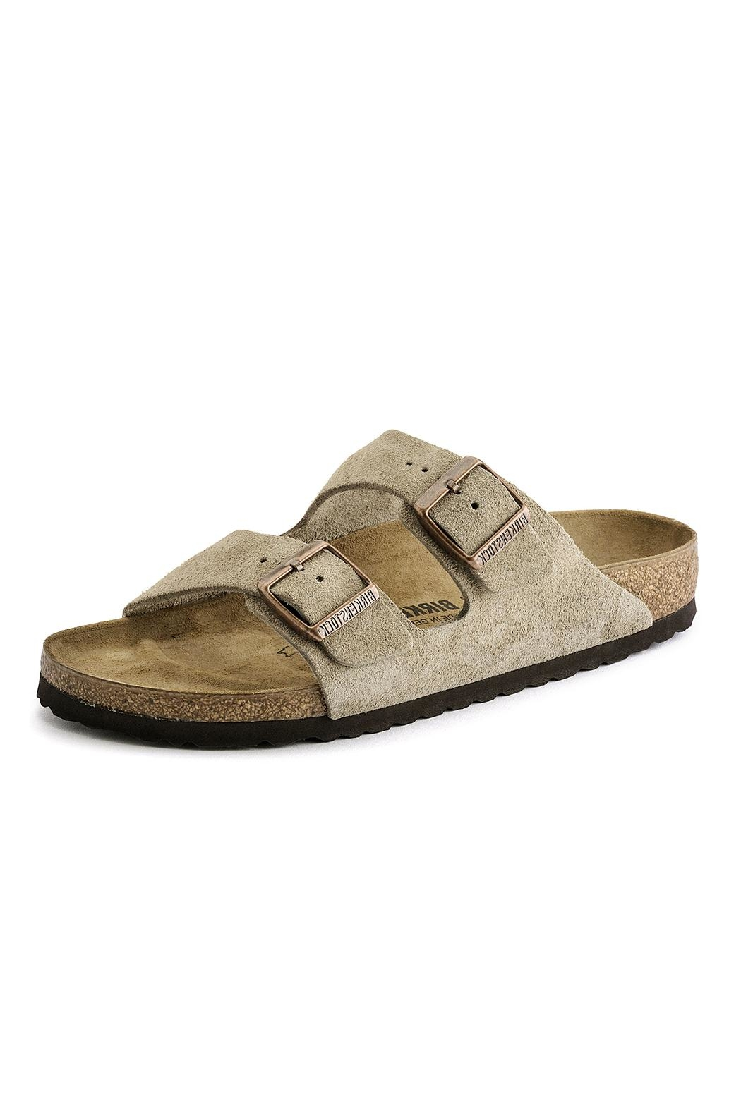 Birkenstock Arizona Soft Footbed - Front Cropped Image