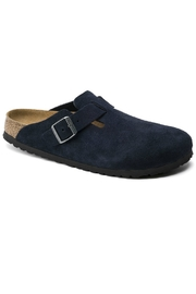 Birkenstock Boston Narrow Width in Night - Product Mini Image