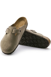 Birkenstock Boston Narrow Width in Taupe - Other