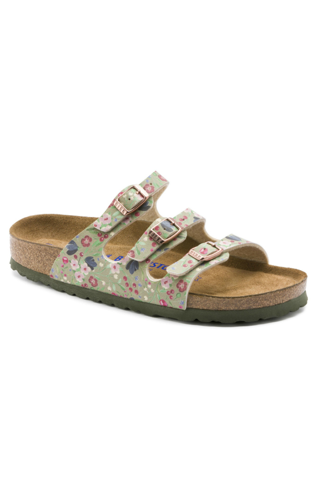 42605905117 Birkenstock BIRKENSTOCK FLORIDA SOFT from New Jersey by Suburban ...