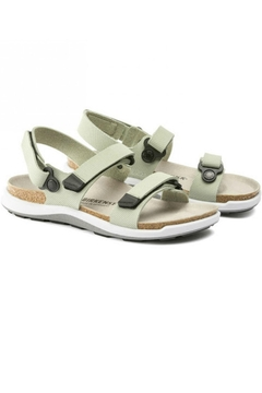 Birkenstock Kalahari Narrow Width in Futura Tea - Alternate List Image