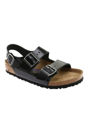 Birkenstock Milano in Black - Product Mini Image