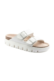Birkenstock Papillio Arizona Chunky in White - Product Mini Image