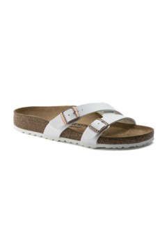 Birkenstock Yao Balance Narrow Width in White - Product List Image