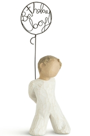Willow Tree(r) by Susan Lordi, from DEMDACO Birthday Boy Figurine - Product Mini Image