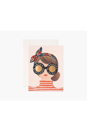 Rifle Paper Co.  Birthday Girl Card - Product Mini Image