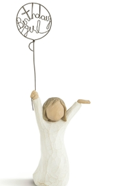 Willow Tree(r) by Susan Lordi, from DEMDACO Birthday Girl Figurine - Product Mini Image