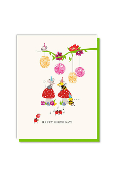 Shoptiques Product: Birthday Party Card