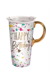 Evergreen Enterprises Birthday Travel Mug - Product Mini Image