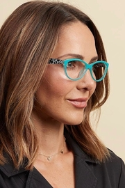 Peepers  Biscayne Turquoise/Blk Crackle - Other