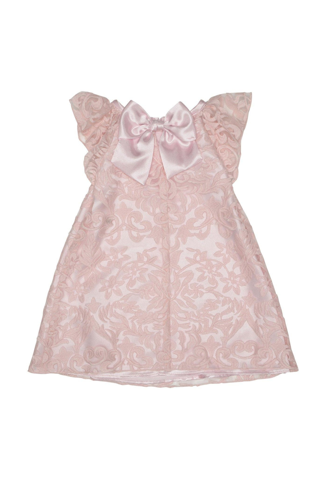 Biscotti Bow Back Dress - Front Full Image