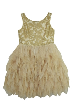 Biscotti Gold Fantasy Dress - Product List Image